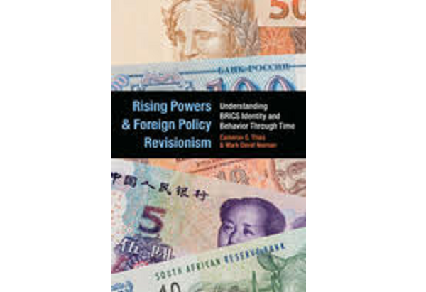 Cover of New Rising Powers & Foreign Policy Revisionism